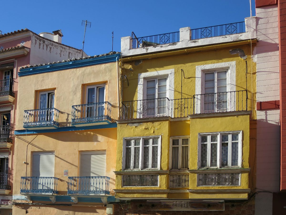 View of Nice size house in Historic Centre